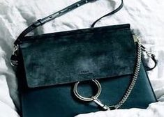 Not the most practical due to suede but such a stunning colour on the Chloe bag Luxury Bags, Luxury Handbags, Purses And Handbags, Cheap Handbags, Popular Handbags, Designer Handbags, Luxury Purses, Backpack Handbags, Popular Purses