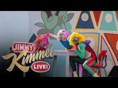 "Sia Performs ""Chandelier"" (Live on Jimmy Kimmel)"