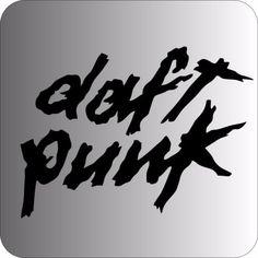 Daft Punk Electroc 190x140mm Ipad