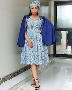 WEBSTA @ designer_boka - The bae came through again for yet another @designerBoka original leteise....wooooooow she is looking all sorts of flames....I'm at a loss for words..all I can say is..I thank the Heavens that gave me you @charitybaaitse as a client and an inspiration..you don't know how much this means to me...May God keep on being goood to u African Wear, African Style, African Beauty, African Dress, African Wedding Attire, African Weddings, African Traditional Wedding Dress, Traditional Outfits, Seshweshwe Dresses