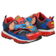 Superman Kids' Man of Steel at Famous Footwear Superman Shoes, Superman Kids, Light Up Sneakers, Royal Red, Man Of Steel, Kid Shoes, Super Powers, Kids Fashion, Footwear