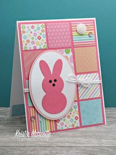 Easy and super adorable Spring and Easter Shaker Cards! The best things in life are Pink.: Queen & Co. Bring on Spring - 29 cards 1 kit images paper crafts Easter Cards Diy Easter Cards, Easter Crafts For Kids, Handmade Easter Cards, Shaker Cards, Card Kit, Craft Stick Crafts, Baby Cards, Scrapbook Cards, Homemade Cards