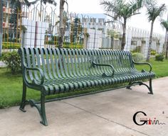 new orleans photography iron bench in the french quarter by