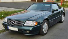 Datei:Mercedes SL-Klasse front 20090919.jpg
