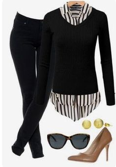 Try STITCH FIX  the best clothing subscription box ever! October 2016 review.  Fall outfit Inspiration photos for stitch fix. Only $20! Sign up now! Just click the pic...You can use these pins to help your stylist better understand your personal sense of style. #Stitchfix #Sponsored
