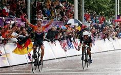 Photo 1: July 29, 2012 -UK- cycling-237x380    Cycling action from the London 2012 Olympic Games