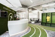 Inside One Football Office – Fubiz Media