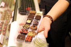 Mini-chocolats franțuzești