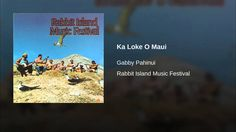 Ka Loke O Maui Hula Music, Rabbit Island, Maui, Youtube, Movie Posters, Movies, Films, Film Poster, Cinema
