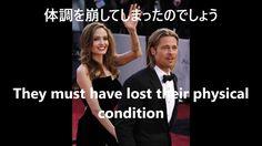 アンジェリーナ・ジョリー 激やせ!? Angelina Jolie Super Skinny!