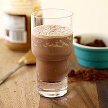 WW Chocolate Peanut Butter Shake- 4 points plus