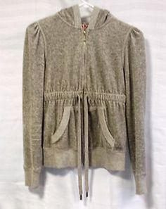Juicy Couture Velour - Small $12.99 Free Ship!