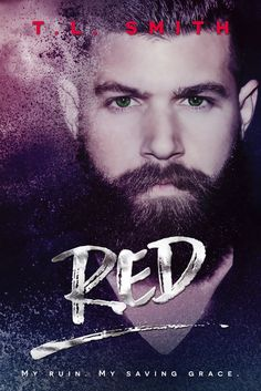 Cover Reveal - Red (Black #2) by TL Smith