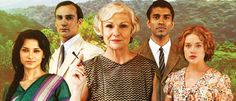 """Indian Summers"" - the latest British series showing Stateside via PBS' ""Masterpiece."" Set in British-occupied India, it hints at the violent racism and ""divide and conquer"" strategy that continues to be perpetuated by imperialist nations, such as the U.S., to this day. It's not scholarly/academic by any means, but it does make a point."