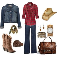 Western Style - especially like the top and the lack of bling