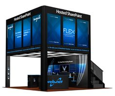 Image detail for -Fpweb.net 20x20 Tradeshow Booth - by Aaron Lademann
