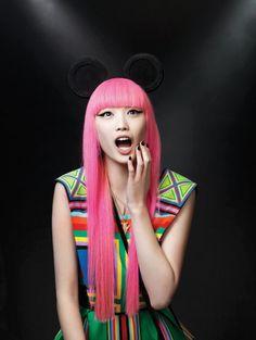 Fernanda Hin Lin Ly - the Fashion Spot
