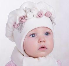 crocheted headbands 49 New Ideas Crochet Headband Toddler Baby Crochet Dress Girl, Crochet Baby, Sewing For Kids, Baby Sewing, Fashion Sewing, Kids Fashion, Baby Patterns, Sewing Patterns, Fleece Hats