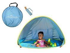 Monobeach MonoBeach Pop up Baby Beach Pool Tent