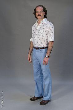 Álvaro Mendonça (José Carlos Garcia) - moda de Luanda dos anos 70