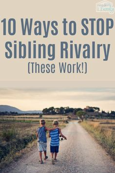 Stop Sibling Rivalry with these 10 tips. – Becky Mansfield @ Your Modern Family Stop Sibling Rivalry with these 10 tips. Stop Sibling Rivalry with these 10 tips. Parenting Classes, Parenting Toddlers, Parenting Styles, Parenting Books, Parenting Quotes, Parenting Advice, Parenting Issues, Foster Parenting, Parenting Websites
