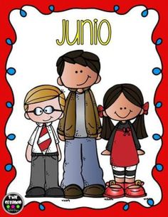 Mes del año portadas (6) Classroom Birthday, Classroom Decor, Classroom Resources, School Labels, School Clipart, School Items, Preschool Lessons, Binder Covers, Kids Corner