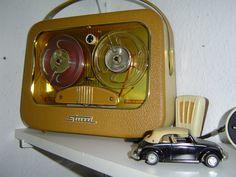 STUZZI Cd Audio, Hi End, Retro Radios, Tape Recorder, Womens High Heels, Play, Vintage, Analog Signal