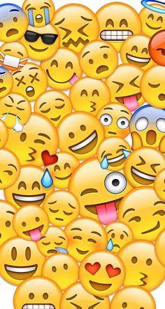 Resultado de imagen para wallpapers of emojis
