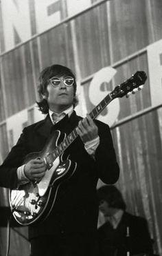 John Lennon 1966.