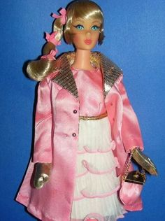 "Talking Barbie dressed in JC Penney ""Pink Premiere"" fashion."