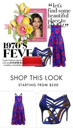 """""""Bez naslova #3"""" by deni982 ❤ liked on Polyvore featuring Coleman, Edit, Ted Baker and MKF Collection"""