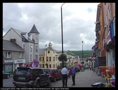 Letterkenny, Co. Donegal, Ireland-- spent eight weeks here. LOVE this little city (and country)!