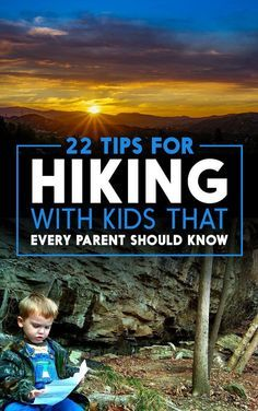 22 Tips For Hiking With Kids That Every Parent Should Know 22 Tips For Hiking With Kids That Every Parent Should Know More from my site Check out these camping tips and tricks 8674 . 5 Tips for Tent Camping with Kids Camping Checklist, Camping And Hiking, Camping Essentials, Family Camping, Tent Camping, Outdoor Camping, Camping Hacks, Camping Gear, Family Travel