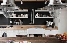 Rustieke keuken uit finland   Inrichting-huis.com
