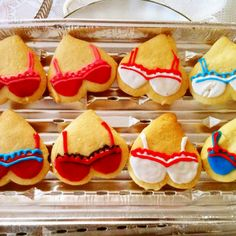 Bra cookies to fundraise for Breast Cancer