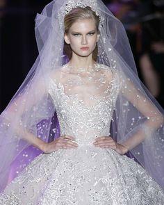 Las novias de la Alta Costura