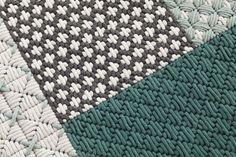 Belgian designer Charlotte Lancelot presents SILAÏ, the collection of carpets and furnishings designed for GAN