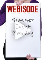 Webisodes about events and recogntion