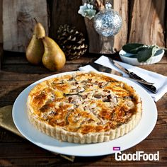 Quiche, Food And Drink, Pie, Dishes, Vegetables, Cooking, Breakfast, Desserts, Desk