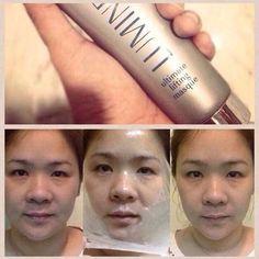Jeunesse Luminesce Ultimate lifting masque FREE Ageless 1 Sachet   Mask Peel Off #Jeunesse Anti Aging Skin Care, Health And Beauty, Free