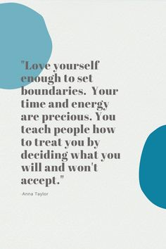 Quote about healthy boundaries