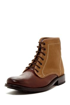 Ted Baker Murrt Lace-Up Boot by Non Specific on @HauteLook