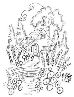 vintage transfer patterns for embroideryvintage western embroidery patterns Crewel Embroidery Kits, Embroidery Transfers, Machine Embroidery Patterns, Hand Embroidery Designs, Vintage Embroidery, Cross Stitch Embroidery, Ribbon Embroidery, Stencil, Crochet