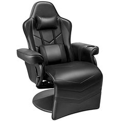 Today we discuss about 10 best gaming chairs with cup holder. We made this list based on our personal survey and hours of research and we have listed them based on build comfort features and price. We have included options for every type of consumer so whether you're looking for a budget gaming chair or [...] Game Room Chairs, Single Sofa Chair, Comfortable Sofa, Gaming Chair, Foot Rest, Chair Design, Bag Storage, Recliner, Pu Leather
