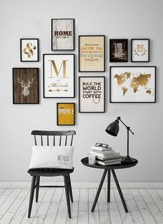 Gallery Wall Inspo For Your Home