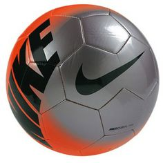 The goalie has no chance when you're shooting with the Nike Mercurial Fade Soccer Ball.