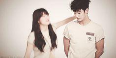 Suzy and Kim Soo Hyun - so cute!