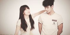 Suzy and Kim Soo Hyun - so cute!