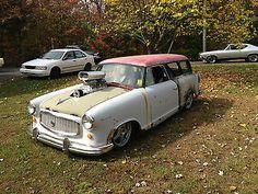 AMC Rambler American Wagon