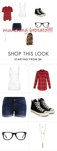 """""""MUNCHING BROTATO!!!!!1"""" by t-c-a-n-d-p-a-c-k-i-s-l-i-f-e ❤ liked on Polyvore featuring Fat Face, Vince, Vila Milano, Converse, Muse, Charlotte Russe and Lipsy"""